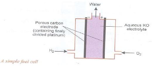 Meaning, structure and chemical reactions of fuel cells ...